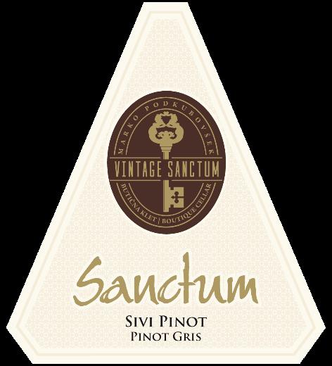 Sanctum Pinot Gris 2016