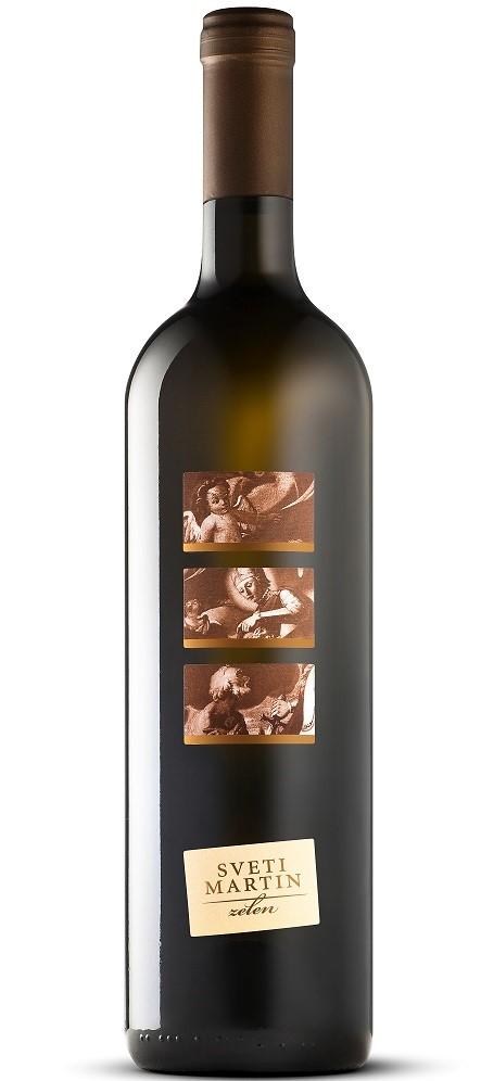 Zelen (indigenous Wine Variety)