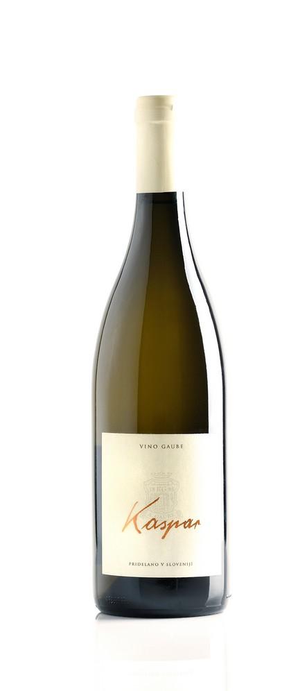 Kaspar Chardonnay, Sur Lie, Vino Gaube